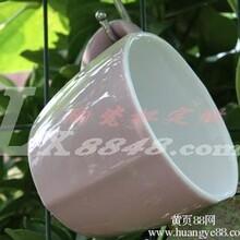 陶瓷双层杯,定制保温杯,定做陶瓷变色杯