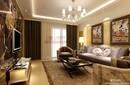 扬州金地艺境三室两厅简欧风格装修效果图-扬州一号家居网-面对面装饰