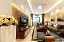 扬州金港花园三室两厅简约风格装修效果图-扬州一号家居网-面对面装饰