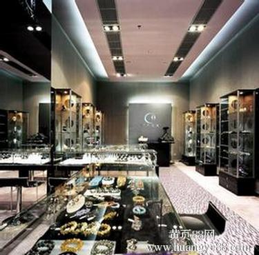【长沙银器银饰店装修长沙银器银饰店设计就找长沙铭家装饰】_黄页高清图片