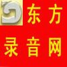 正规备案网站东方录音网语音广告录音制作