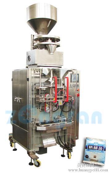 食盐专用全自动计量包装机组VFS5000DS