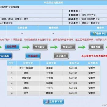 【施工图纸审查软件报价_图审项目审查数据定时导入到网站后台_施工