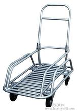 专业定制不锈钢四轮围挡运载车河北金河直销价格最低图片