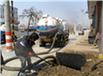 仪征市污水管道疏通清淤及清理化粪池管道安装检测