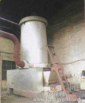 立式热风炉