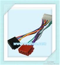 上海松江线束加工生产UL电子连接线束图片