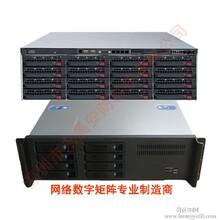 网络数字矩阵多媒体网络储存服务器