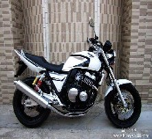 本田CB400,本田街车,本田摩托车,本田跑车图片