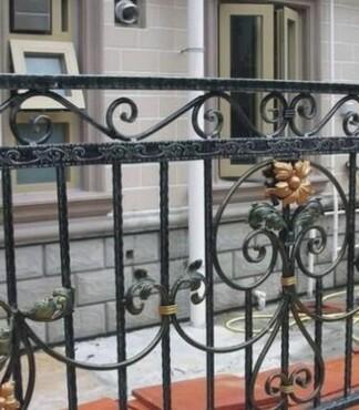 【欧式铁艺护栏_欧式铁艺护栏价格|图片】-黄页88网