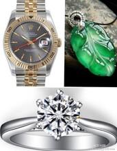 东莞回收黄金饰品、铂金饰品、钻石首饰、手表,在线估价图片