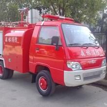 微型消防车装水1.5吨适合厂区使用的小型消防车厂家价格图片