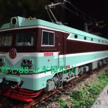百万城ce00803火车模型SS3-6086京局京段-利顺恒达火车模型