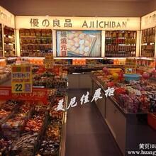 美尼佳展柜供应抢手的食品展柜福建食品展柜服务就是好