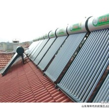 太阳能热水器质量服务有保障的厂家是中科蓝天