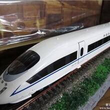 百万城火车模型CE00501和谐号动车组#0008京局京段-利顺恒达火车模型