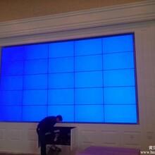 安防监控后端显示设备液晶监视器拼接屏