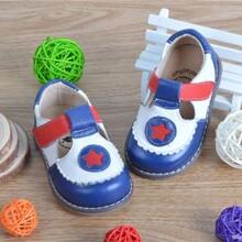 秋季男童皮鞋新款宝宝皮鞋真皮男童黑色皮鞋品牌童鞋单鞋批发图片
