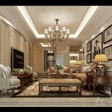 南京别墅装修公司一红牛装饰金地自在城大宅设计完工篇