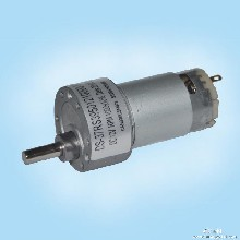 小家电电机家用电器电机直流减速马达东顺电机DS-37RS395