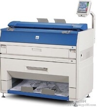 奇普KIP3000二手工程复印机大图打印机晒图蓝图复印机