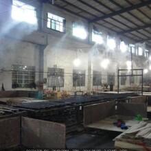铭田喷雾系统公司提供打折纺织厂喷雾加湿降温除尘设备图片