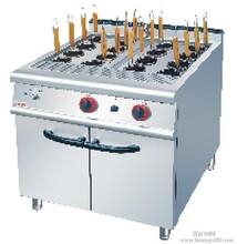 佳斯特商用煮面炉厂家批发小吃街设备高端燃气煮面炉