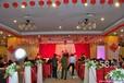 灯光音响调音台舞台搭建拱门气球展会婚庆礼仪开业庆典