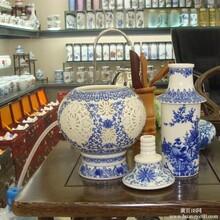 天坛镂空酒瓶,5斤陶瓷酒瓶,吉林酒瓶厂,景德镇陶瓷酒瓶