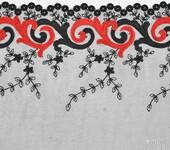 飞梭刺绣,电脑绣花织唛唛头花边珠绣