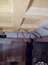 承接广州厂房装修设计艺术涂料石头漆备料一条龙服务等