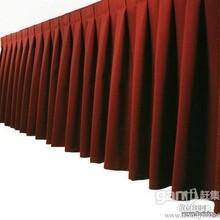 北京桌布厂家定做会议室展会桌布桌裙台呢酒店桌布台布