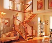 艺极楼梯—美式简约楼梯图片
