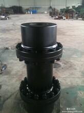 一凹一凸YL200外径联轴器为YL12产品联轴器