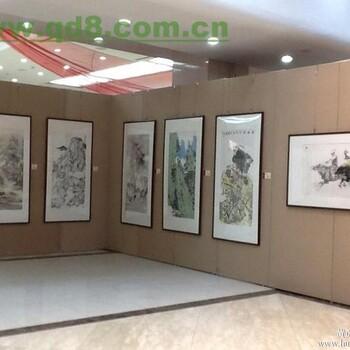 无缝挂画展板租赁北京无缝挂画展板展墙租赁搭建