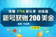 PNK和外汇招商