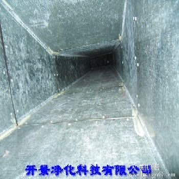 清洗深圳市油烟管道找开景