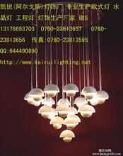 内蒙古辽宁东简约灯会所KTV别墅咖啡厅售楼处吊灯后现代灯非标灯工程灯