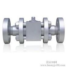 Q41F三段式高压球阀