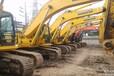日本二手挖掘机上海销售中心纯进口小松,卡特,沃尔沃,日立等二手大型挖掘机