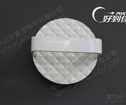 好到佳LED壁灯树脂创意方格壁灯白色简约方格装饰壁灯图片