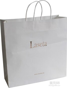 性化特种纸包装纸袋手提袋创意设计纸袋纸质礼品袋 -购物袋 黄页88网图片