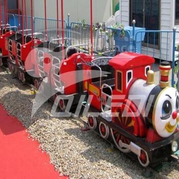 【儿童游乐设施托马斯轨道小火车_奇乐迪轨道游乐设备价格|图片】-