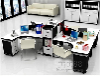 漳州办公家具办公桌职员桌办公椅办公沙发屏风工位文件柜