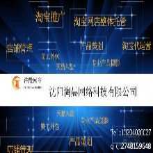 淘宝代运营淘宝部分托管网店推广计划沈阳天猫店铺推广