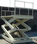 固定式升降机图片