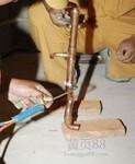 平谷铜焊接加工图片