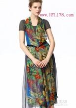 鸿韵莱连衣裙批发厂家,供你一个品质拿货平台