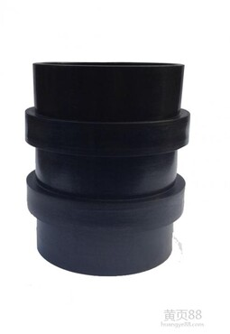 HDPE双法兰同层排水管件_法兰价格|图片】-黄页88网