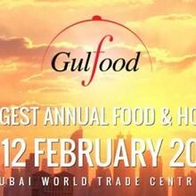 2016年2月迪拜海湾食品展gulfood
